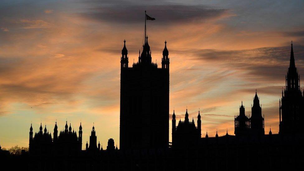 Parlamento de Londres.