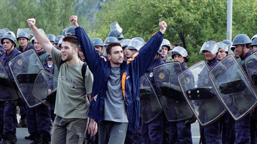 Borba protiv Miloševića
