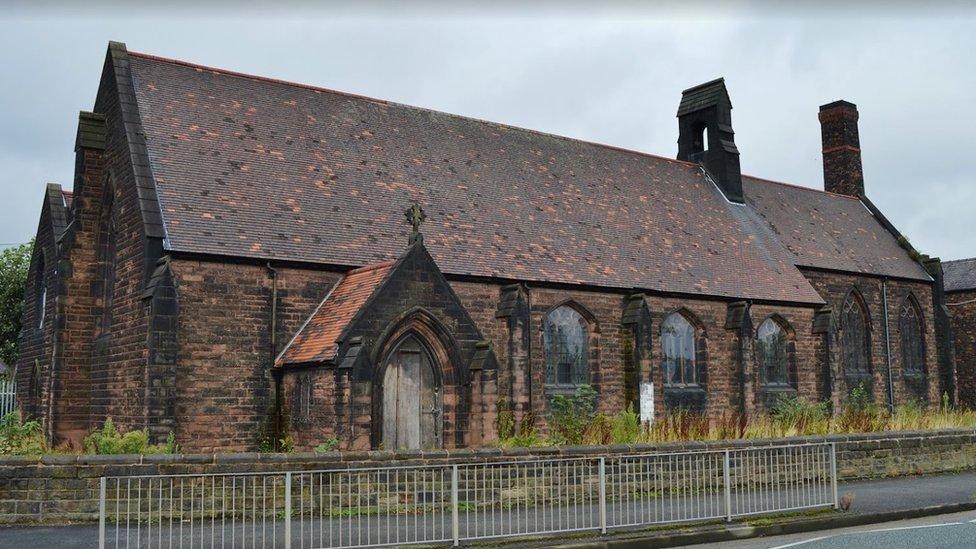 Former Church of St Luke