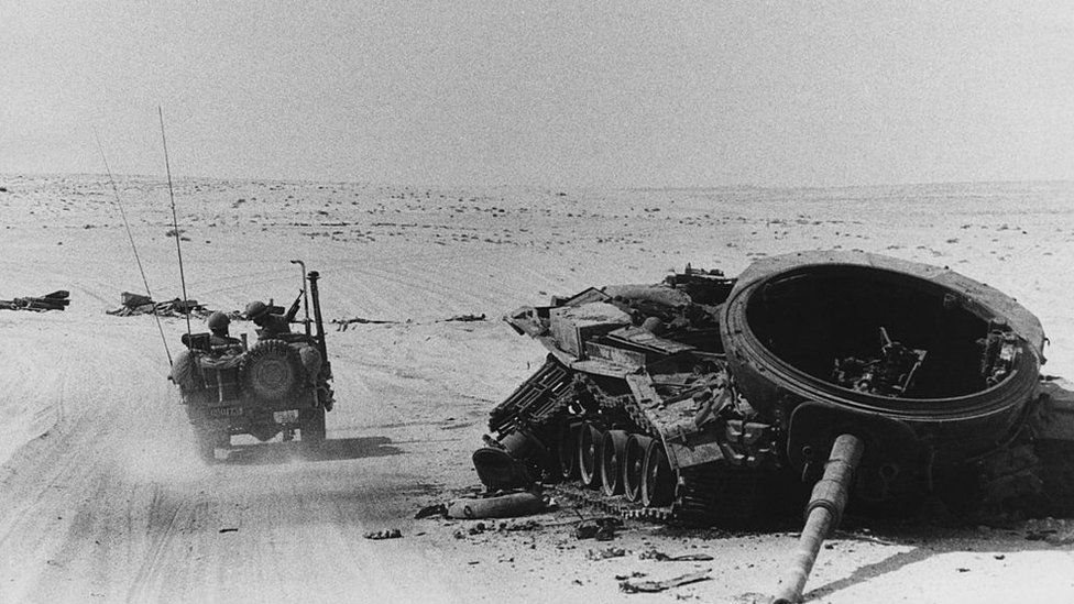 美國在贖罪日戰爭中支持以色列,阿拉伯各石油輸出國聯手中斷了向西方的石油出口