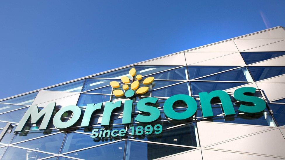Morrisons profits jump despite cost rises