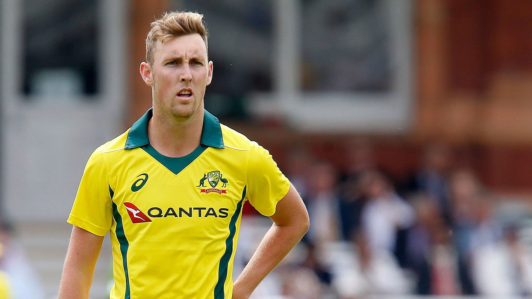 Derbyshire sign Australia pace bowler Stanlake