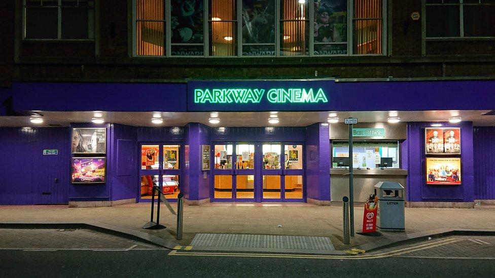 Parkway Cinema, Barnsley