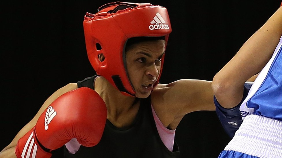 My secret life as a boxing champion - Ramla Ali's incredible story