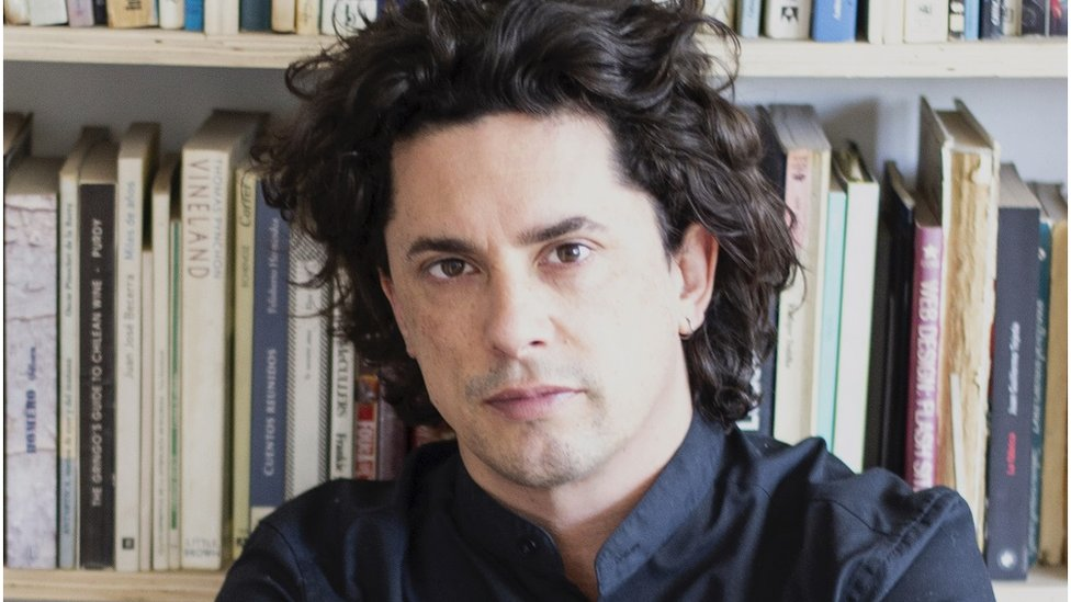 Benjamin Labatut