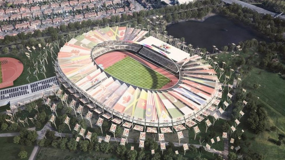 Venues announced for Birmingham 2022 Commonwealth Games