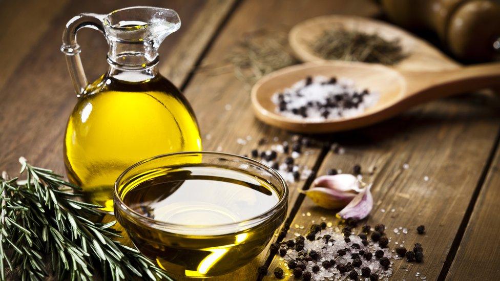 Para el oliva es el de oido bueno aceite