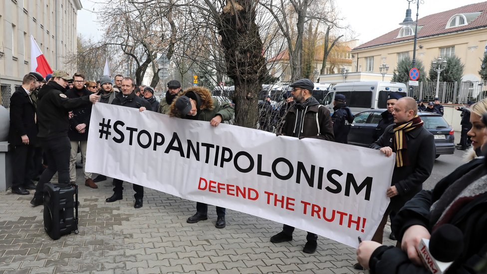 Protest Poljaka 15. februar 2019.