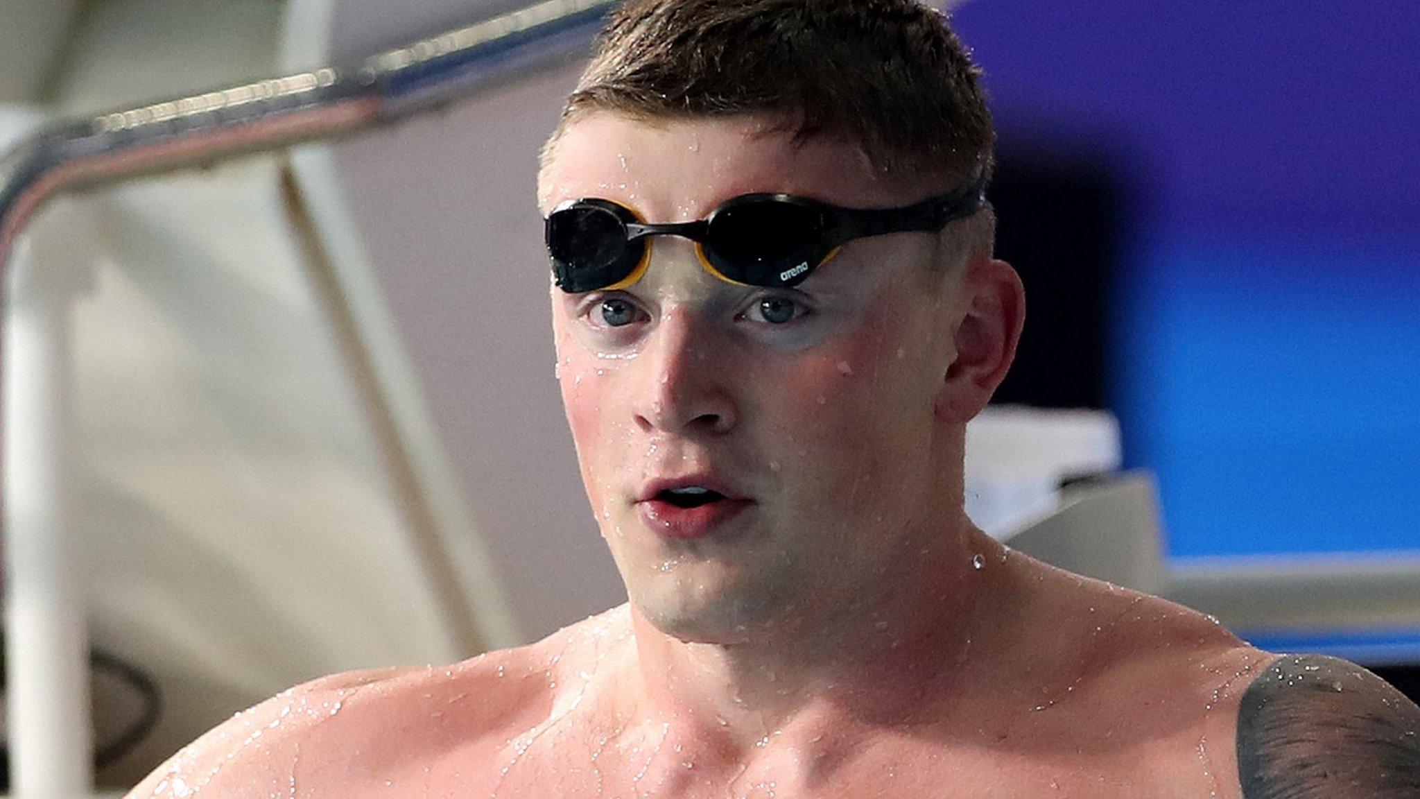 Adam Peaty: Olympic champion to skip inaugural Fina Champions Swim Series to focus on World Championships