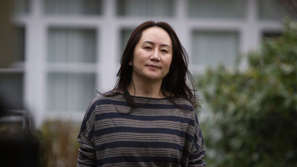 Bullets sent to Huawei executive Meng Wanzhou thumbnail