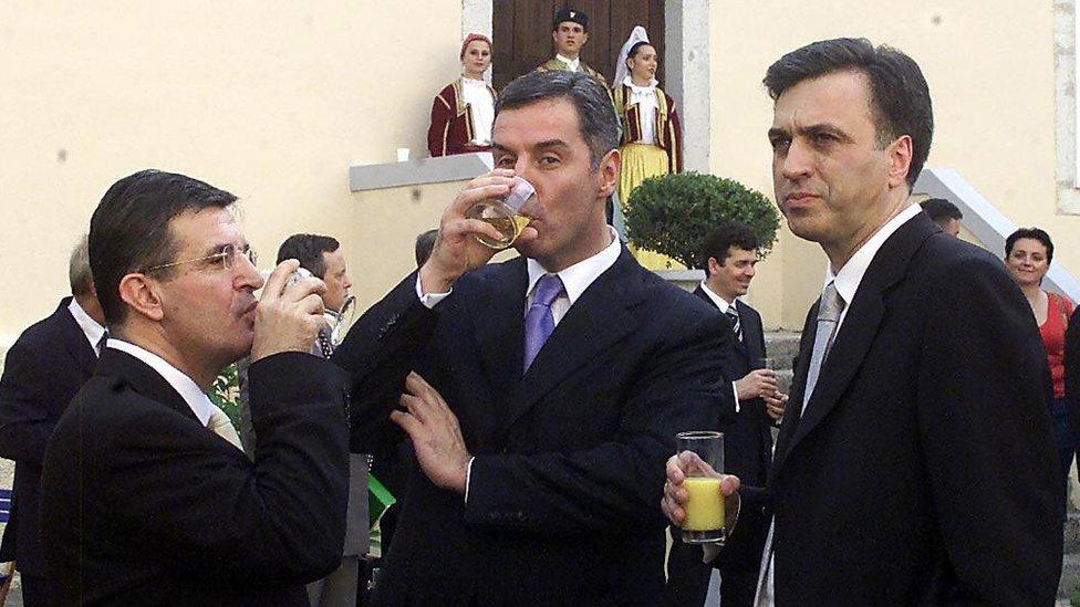 Cetinje, 13. jul 2003.