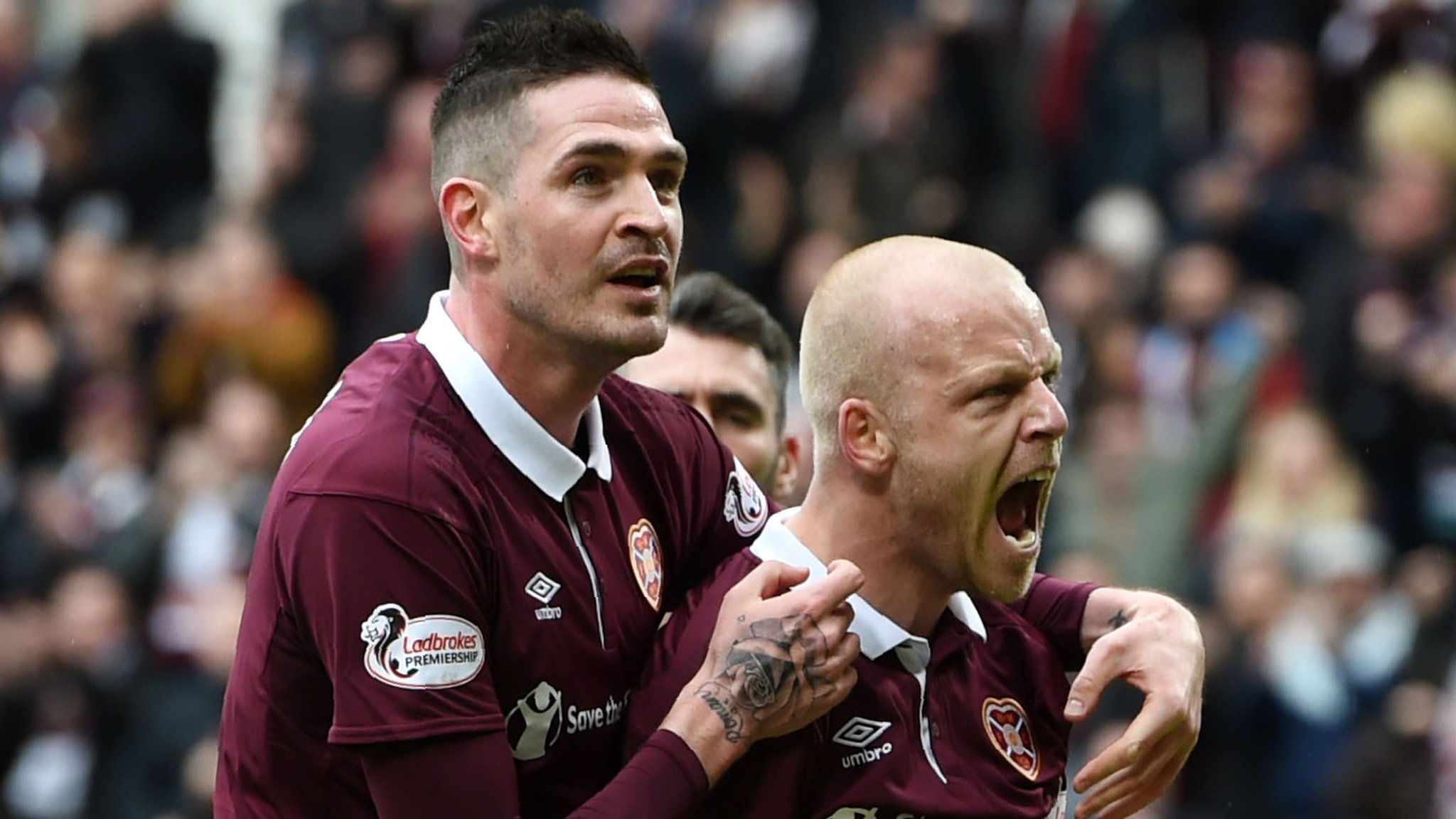 'Lafferty's told me before he's leaving, then turned up a month later' - Naismith