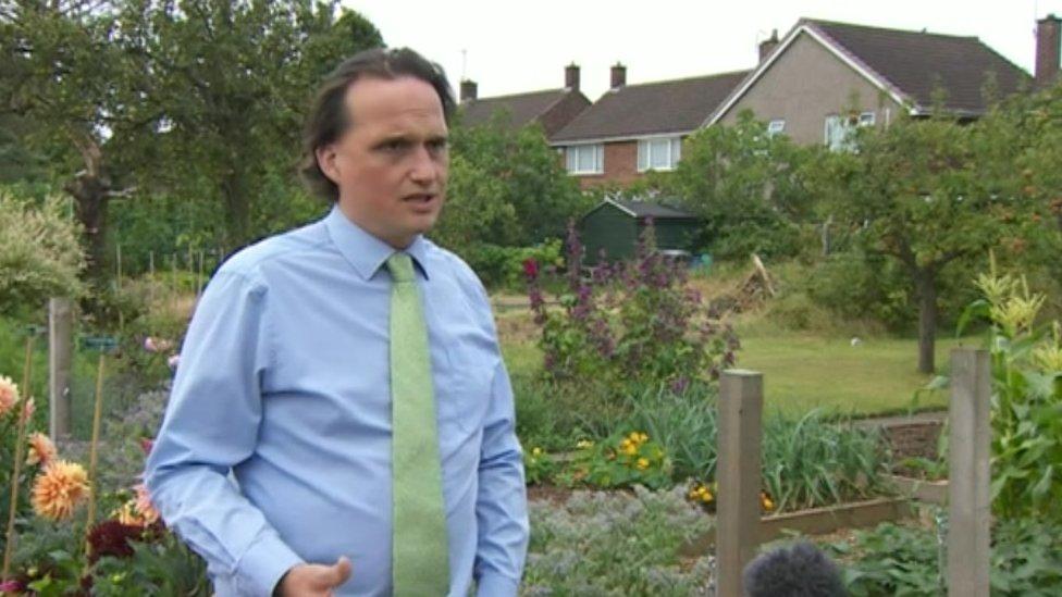 Councillor Adam Clarke