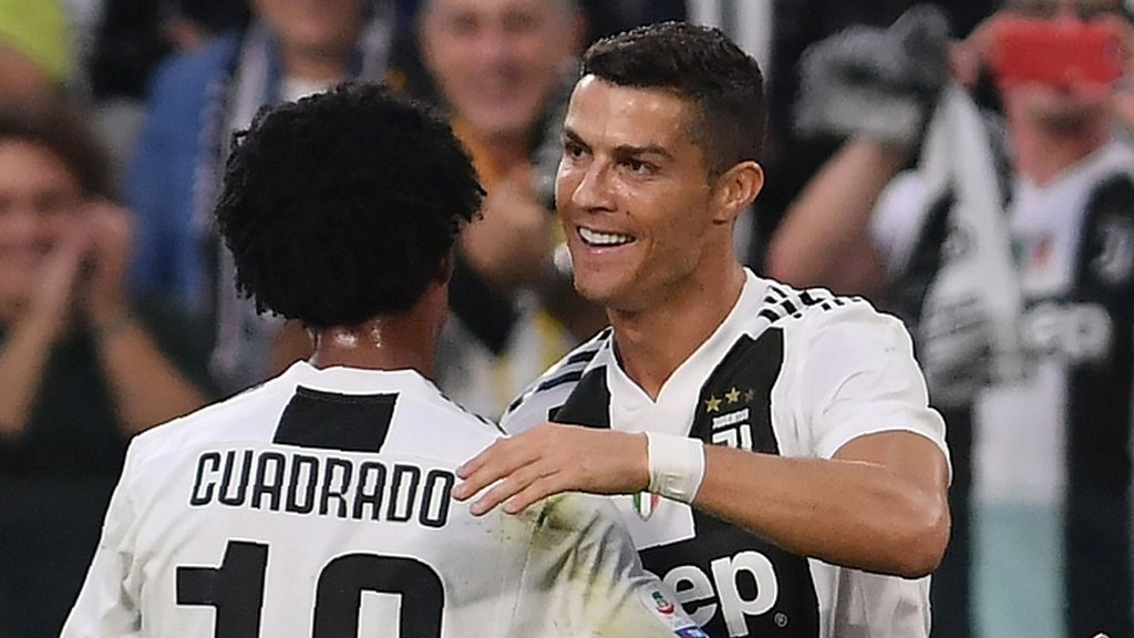 Champions League: Is this the best Juventus team of all time?