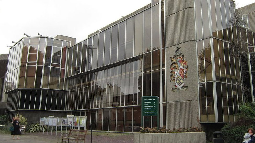Hove Town Hall