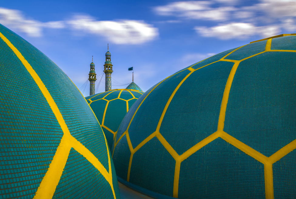 伊朗賈姆卡蘭清真寺