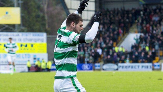 Highlights - St Johnstone 0-3 Celtic