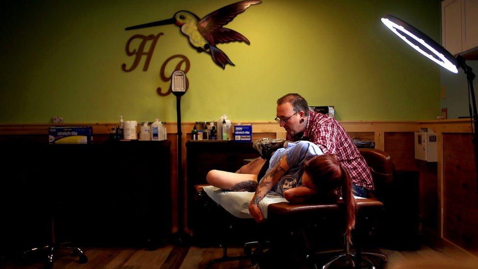 紋身師麥克·普利克特