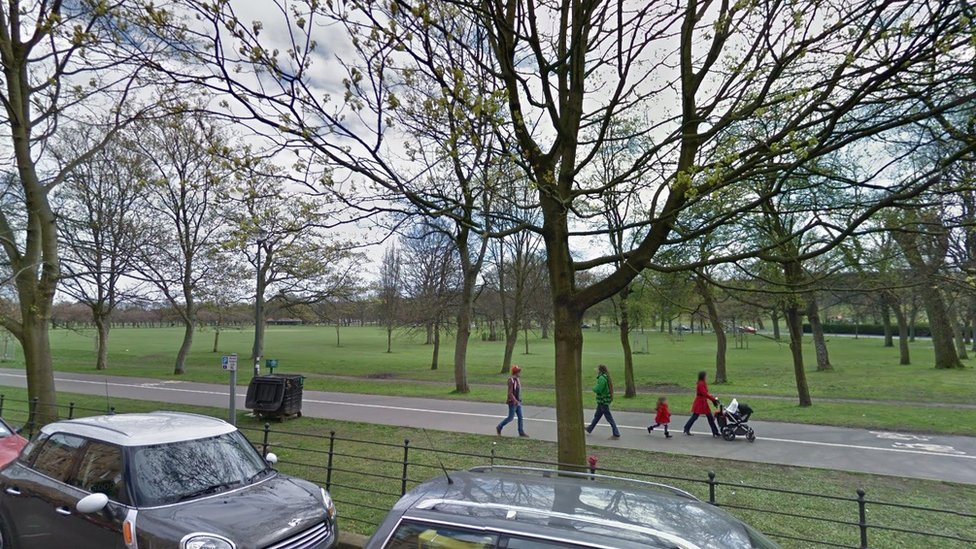 Man charged following Meadows robberies in Edinburgh