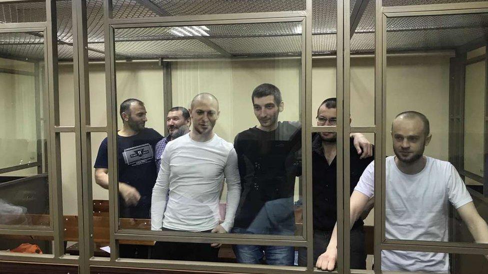 Чи віддасть Росія Україні кримських татар, яких вважає