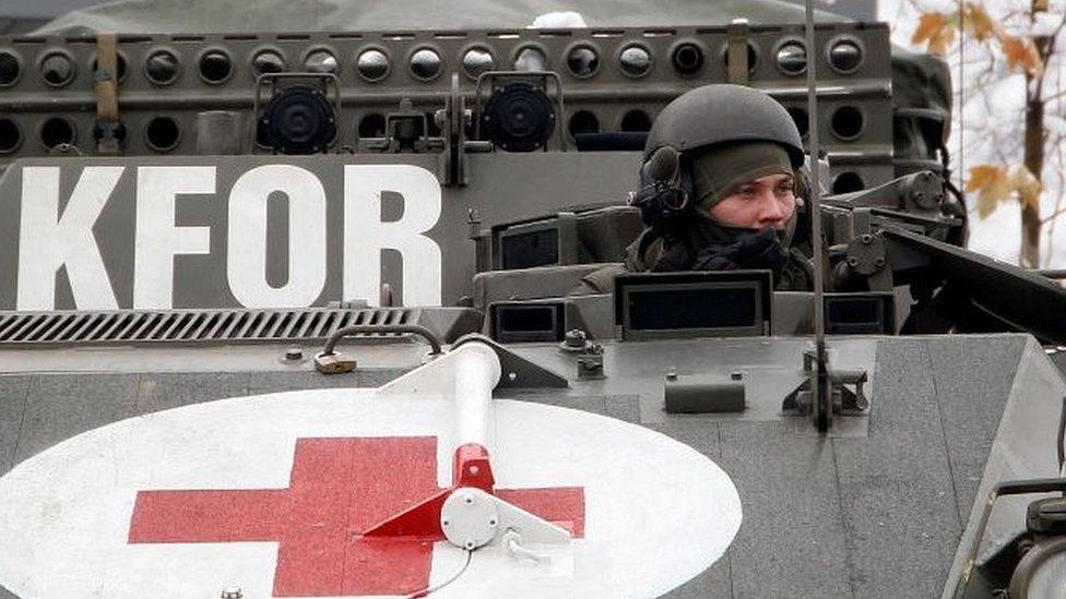 Косово приступило к созданию собственной армии. Белград и НАТО резко против