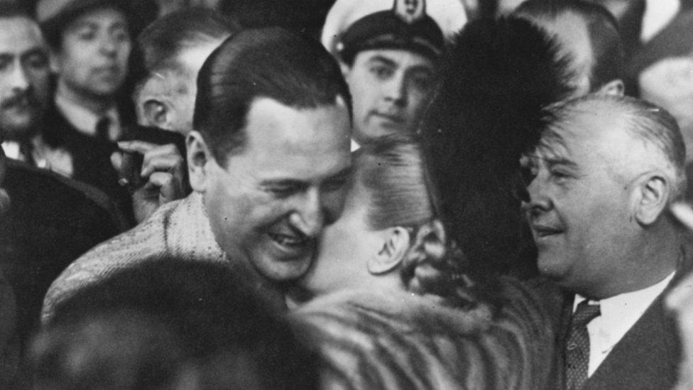 NO USAR. BBC. Evita y Perón