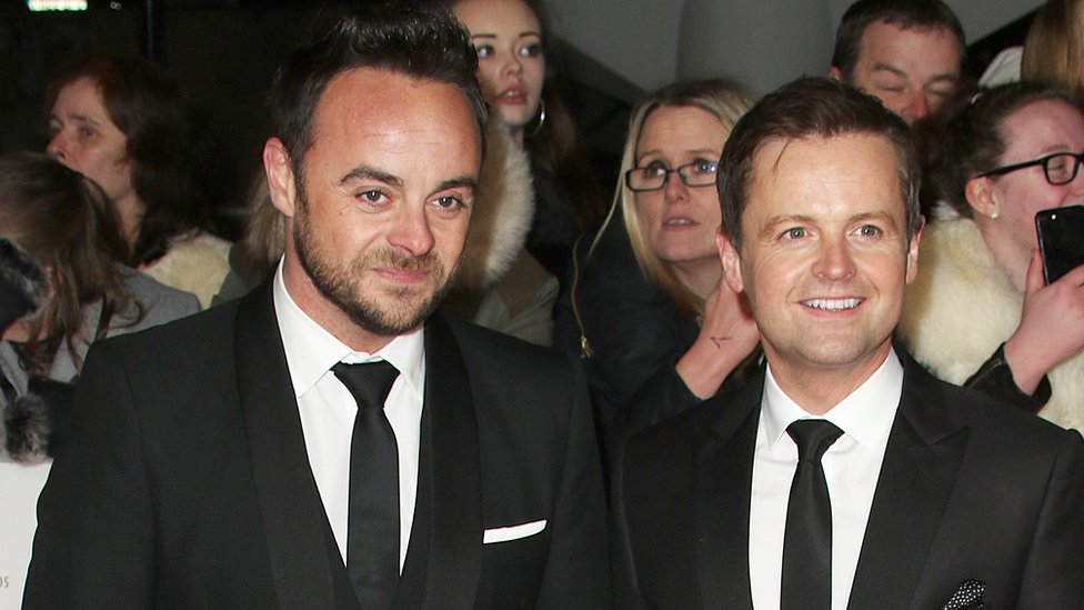 Ant McPartlin returning to work