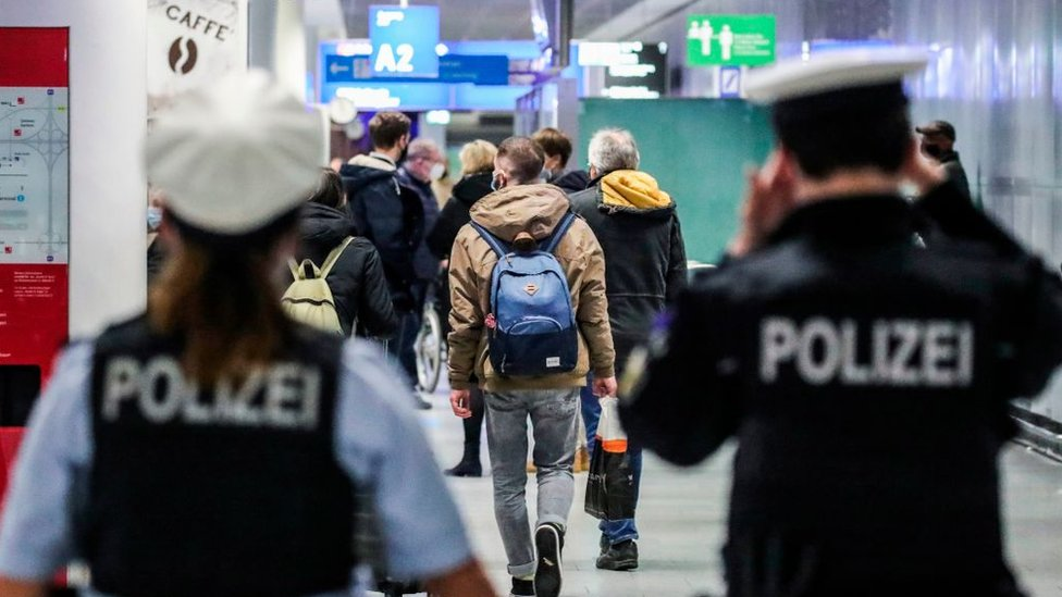 Полиция: спецоперация в аэропорту Франкфурта завершена