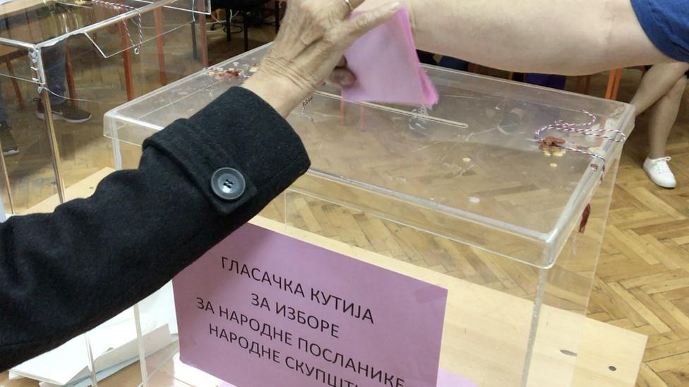 Glasanje u Zemunu