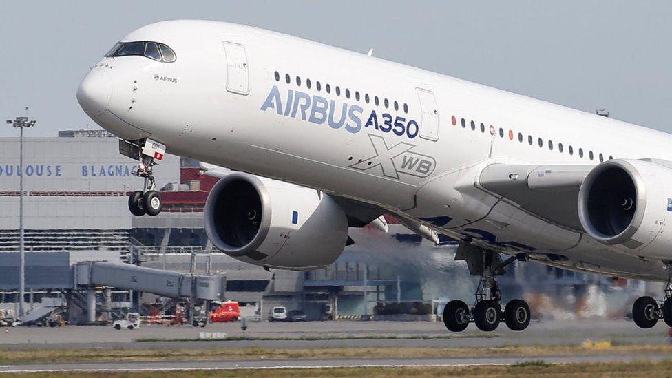 Qantas выбрала самолеты Airbus для полетов между Лондоном и Сиднеем