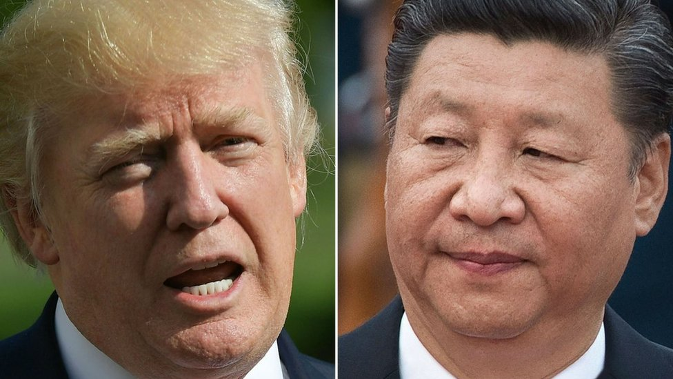 Trump ve Şi Cinping