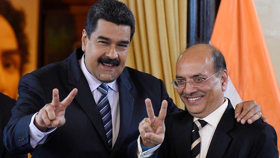 Nicolás Maduro NO USAR / BBC