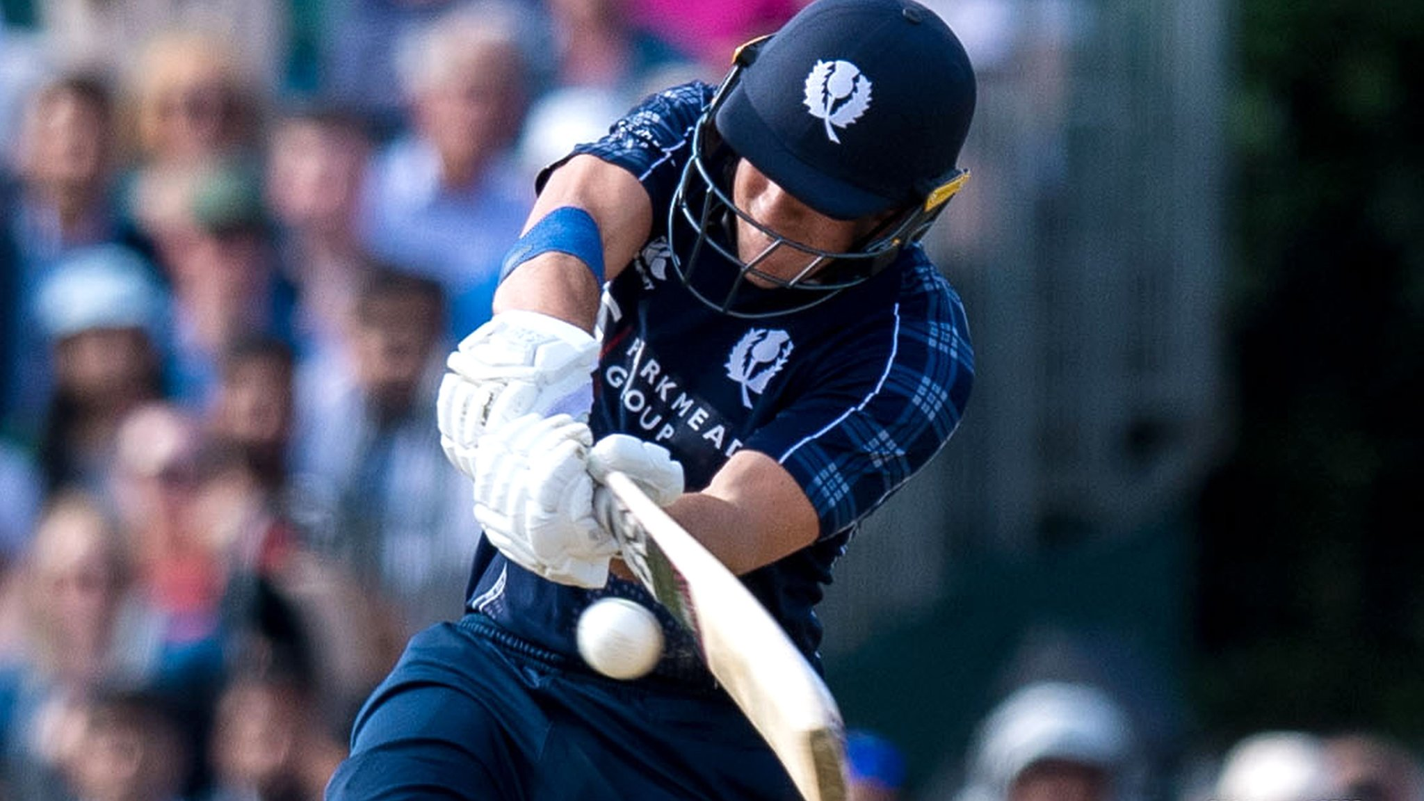 T20I tri-series: Scotland beat Netherlands by 115 runs to win series