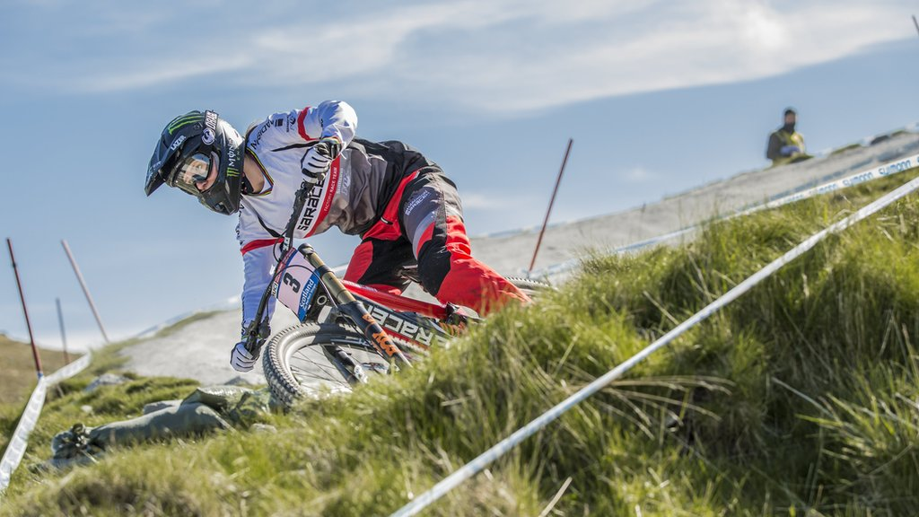 Countdown to Fort William Mountain Bike World Cup