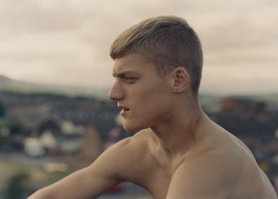 Neil from the series Love's Fire Song by Enda Bowe