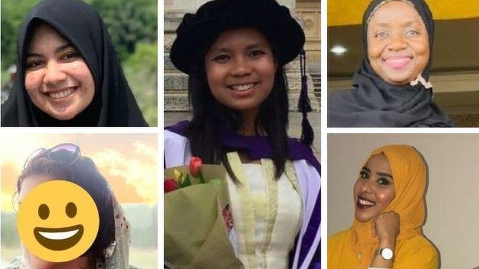 خمس نساء تحدثنا الى بي بي سي