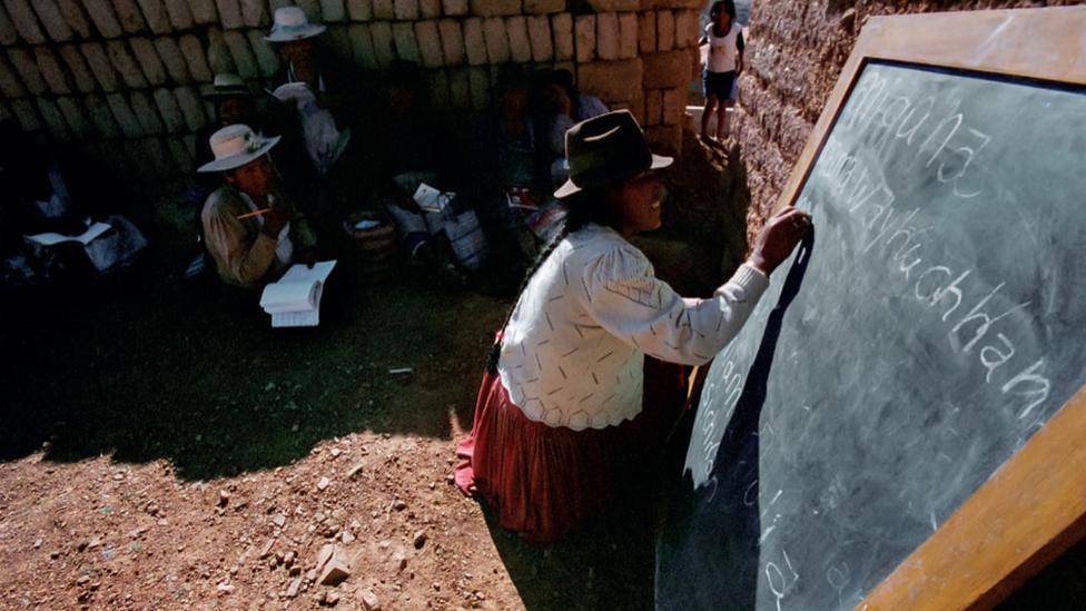 Sucre, Bolivia, 2006