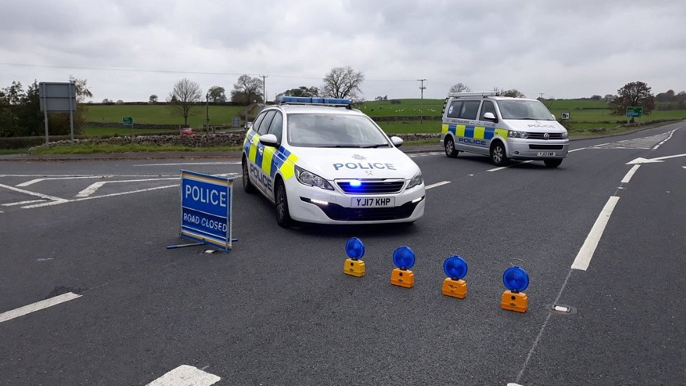Two killed in separate crashes on A65 in North Yorkshire