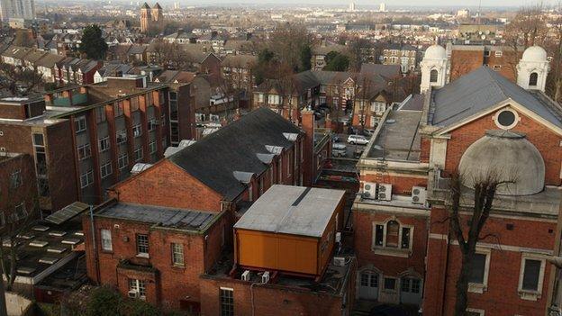 Stamford Hill, London