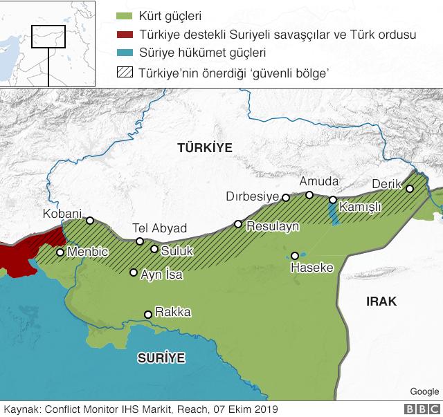 Demografi harita