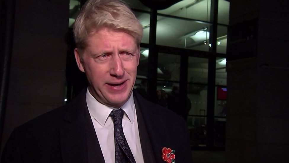 Brexit deal 'will see us cede control' - Jo Johnson