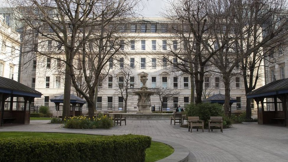 Hospital St Bartholomew