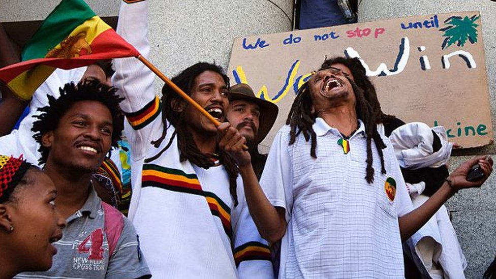 Ustavni sud Južne Afrike legalizovao upotrebu kanabisa