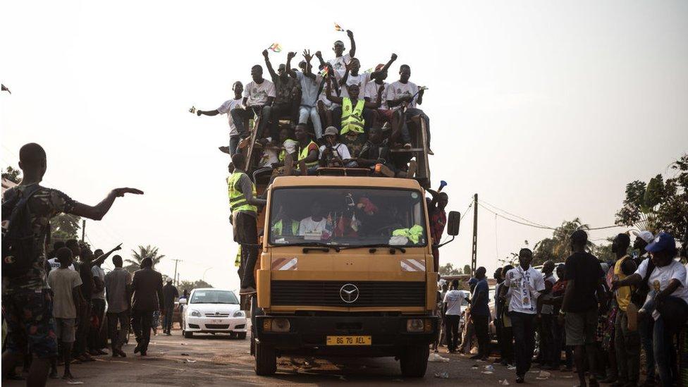 جمهورية إفريقيا الوسطى