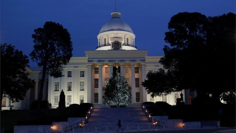 المجلس التشريعي في ألاباما