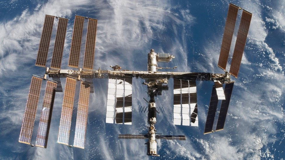 Trump budget cuts US cash for International Space Station