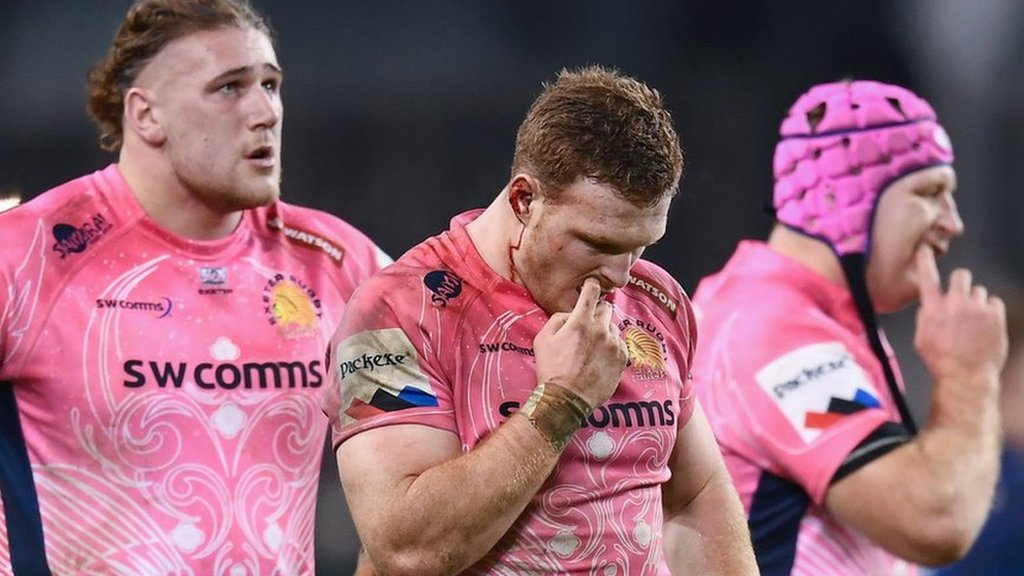 European Champions Cup: Can Exeter carry domestic form into Europe?