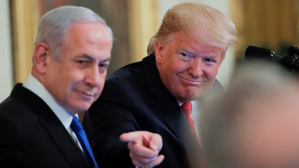 Мирный план Трампа: столица Израиля должна быть в неделимом Иерусалиме