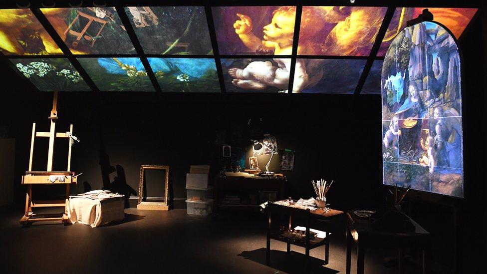 Leonardo experience National Gallery