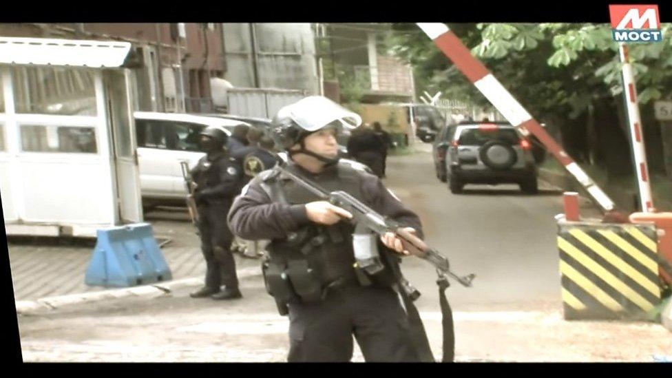 Policajac kosovske policije